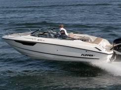 Flipper. Год: 2016 год, длина 6,66м., двигатель подвесной, 250,00л.с., бензин. Под заказ