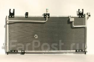 Радиатор кондиционера. Mazda 323