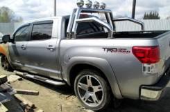 Замок двери. Toyota Tundra, USK56 Двигатель 3URFE