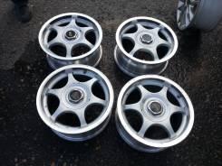 Bridgestone. 6.0x14, 5x100.00, 5x114.30, ET43