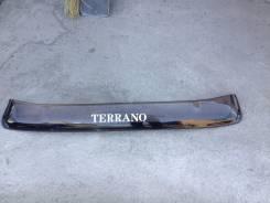 Дефлектор капота. Nissan Terrano, TR50, LR50, LUR50, PR50, LVR50, RR50