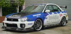 Накладка на фару. Subaru Impreza, GG3, GGC, GG2, GGB, GGA, GG, GG9, GG5, GGD