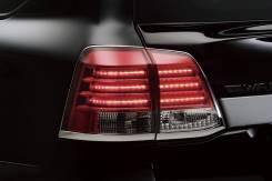 Стоп-сигнал. Toyota Land Cruiser, GRJ200, GRJ76K, GRJ79K, J200, URJ200, URJ202, URJ202W, UZJ200, UZJ200W, VDJ200 Lexus LX570 Двигатели: 1GRFE, 1URFE...