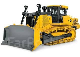 John Deere. Бульдозер JOHN Deere 1050K - 43 тонны, 13 500 куб. см., 42 800,00кг.