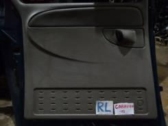 Обшивка двери задней левой 2001-2008 Grand Dodge Caravan