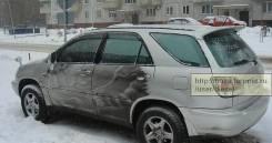 Спойлер. Toyota Harrier