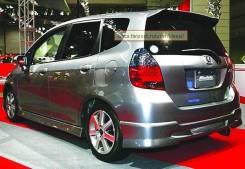 Спойлер. Honda Jazz Honda Fit