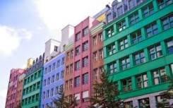Краски фасадные.