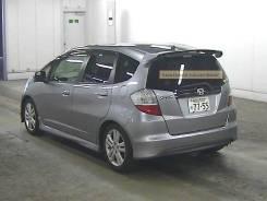 Спойлер. Honda Jazz Honda Fit, GE7, GE6, GE9, GE8