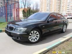 BMW 7-Series. ПТС