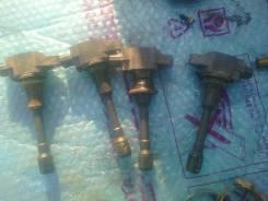 Катушка зажигания. Nissan Tiida Latio, SNC11, SZC11, SC11, SJC11