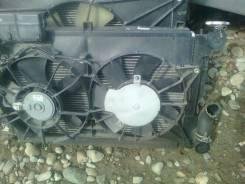 Радиатор охлаждения двигателя. Toyota Avensis, AZT255, ZZT251, ZZT250, AZT251, AZT250, AZT255W, ADT251, AZT250W, ADT250, AZT251W, CDT250