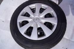 Комплект колес Зима 185/65/R15 сверловка 4на100! Королла!