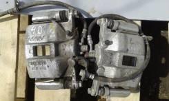 Суппорт тормозной. Honda Civic, FD1 Двигатель P6FD1