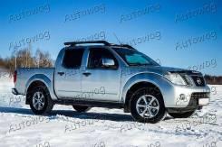 Рейлинг. Nissan Navara Nissan Pickup