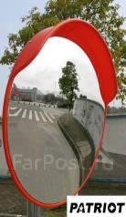 Сферическое дорожное зеркало 60см