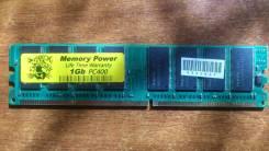 DDR 1Gb PC400 Memory Power