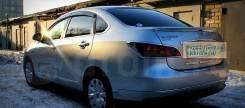 Спойлер. Nissan Bluebird Sylphy