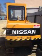 Nissan. Продам экскаватор, 2 000 куб. см., 0,12куб. м.