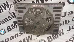 Вентилятор охлаждения радиатора. BMW 7-Series, E66