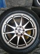 Hot Stuff Cross Speed Premium. 7.5x18, 5x114.30, ET48, ЦО 73,0 мм.