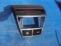 Консоль панели приборов. Subaru Exiga, YA5