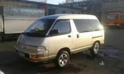 Toyota Town Ace. механика, 4wd, 2.2, дизель