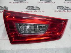 Фонарь внутренний левый ( в крышку багажника) Mitsubishi ASX