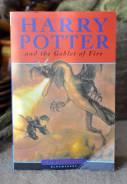 Д. Роулинг Гарри Поттер и кубок огня ( на англ )