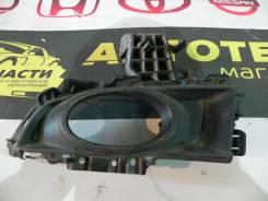 Рамка противотуманной фары левая Мазда 3 Axela Mazda BK5P