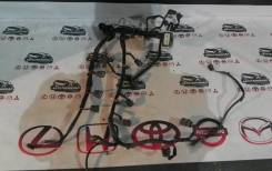 Проводка моторная Мазда 3 BK3P MZR Z6
