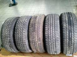 Bridgestone Dueler H/T D840. Летние, 2013 год, износ: 30%, 4 шт