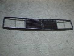 Решетка радиатора силуминовая (черная ) на ВАЗ-2106
