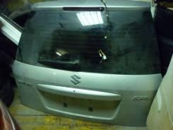 Дверь багажника. Suzuki SX4, GYB, GYA Двигатель M16A