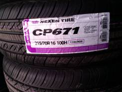 Nexen CP671. Летние, 2017 год, без износа, 4 шт