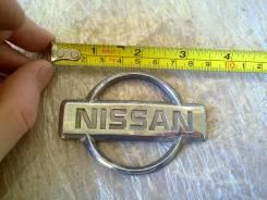 Эмблема. Nissan