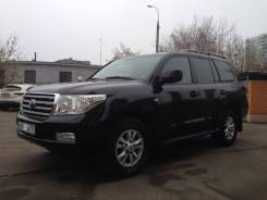Toyota Land Cruiser 200. 200, 1VDFTV