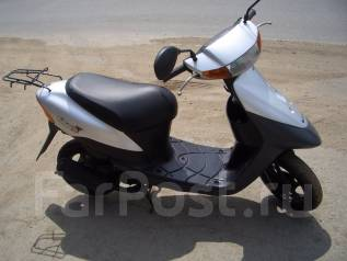 Suzuki Lets 2. 49 куб. см., исправен, без птс, без пробега