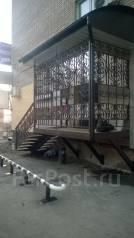 Изготовлениеи монтаж откатных ворот, навесов, заборов и лестниц