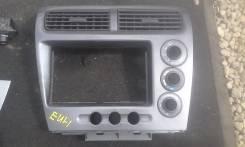 Консоль центральная. Honda Civic, UA-EU1, LA-EU1, EU1, LAEU1, UAEU1