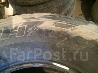 Bridgestone Dueler H/T. Всесезонные, износ: 60%, 2 шт
