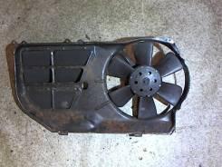 Вентилятор охлаждения радиатора. Audi 80