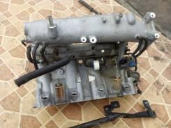 Коллектор впускной. Nissan Bluebird Двигатель QG18DE