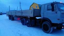 Камаз 5410. Продается сцепка (раздельно) седельный тягач Камаз + Полуприцеп Маз, 10 850 куб. см., 30 000 кг.