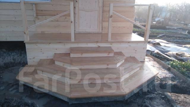Услуги плотника. Строительство беседок, дачных домиков и т. д.