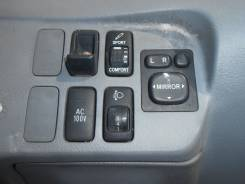 Блок управления зеркалами. Toyota Ipsum, ACM21, ACM21W Двигатель 2AZFE