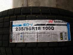 Nankang SN-1. Зимние, без шипов, 2011 год, без износа, 1 шт
