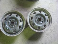 Hyundai. 5.0x14, 4x100.00, ET46, ЦО 54,1мм.