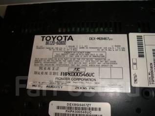 Магнитола. Lexus GX460 Lexus GX470, UZJ120 Двигатель 2UZFE
