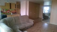 1-комнатная, улица Успенского 56б. Океанская, частное лицо, 47 кв.м. Комната